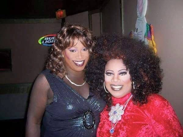 Treva Perry and Vee Love