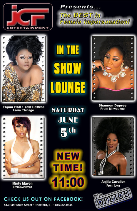 Misty Maven - June 2010 Show Ad