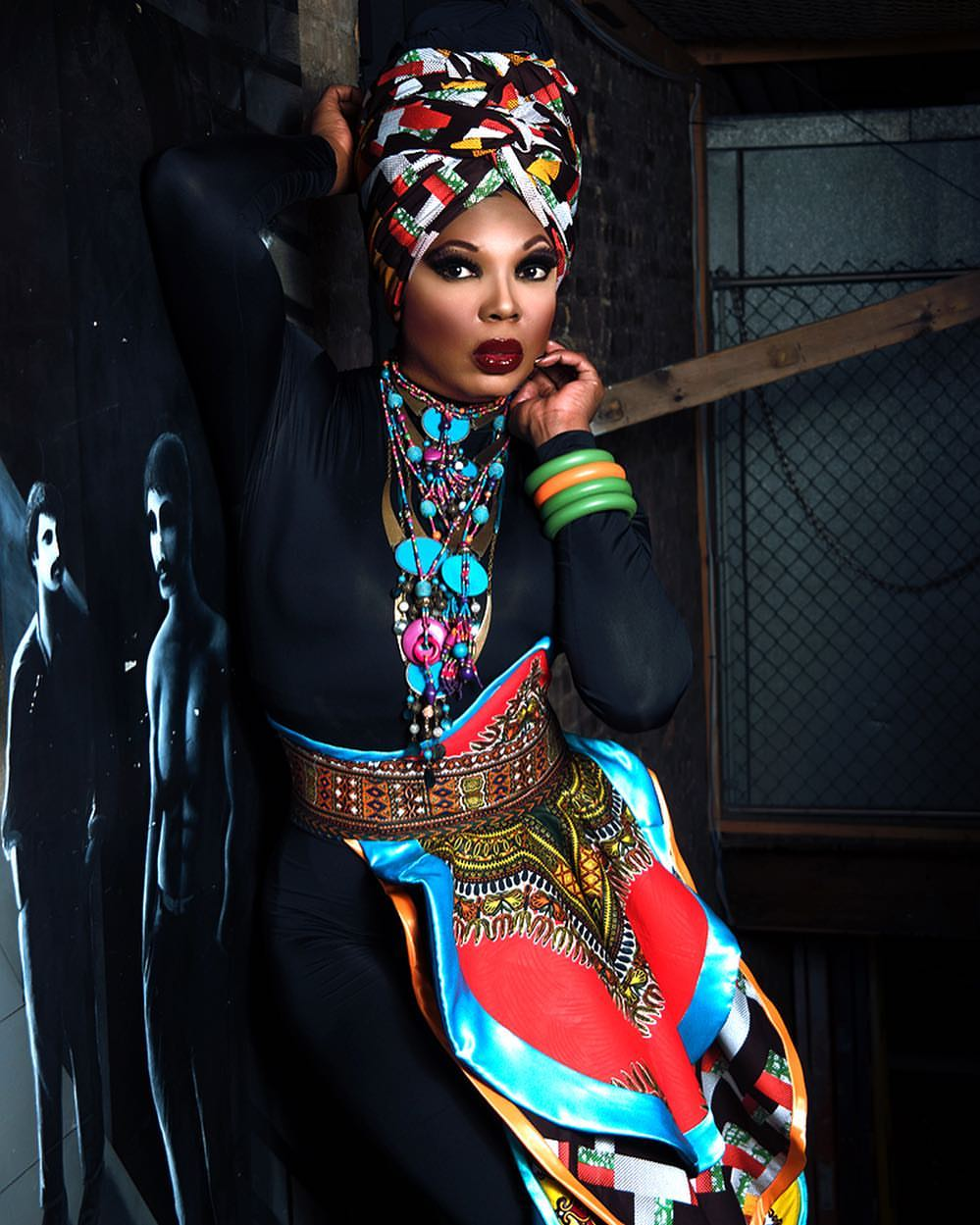 BeBe Zahara Benet - Photo by Dennis Driscoll