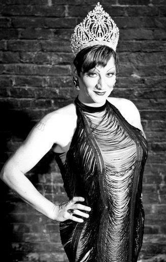 Sinthia D Meanor - Miss Ohio Gay Pride 2011