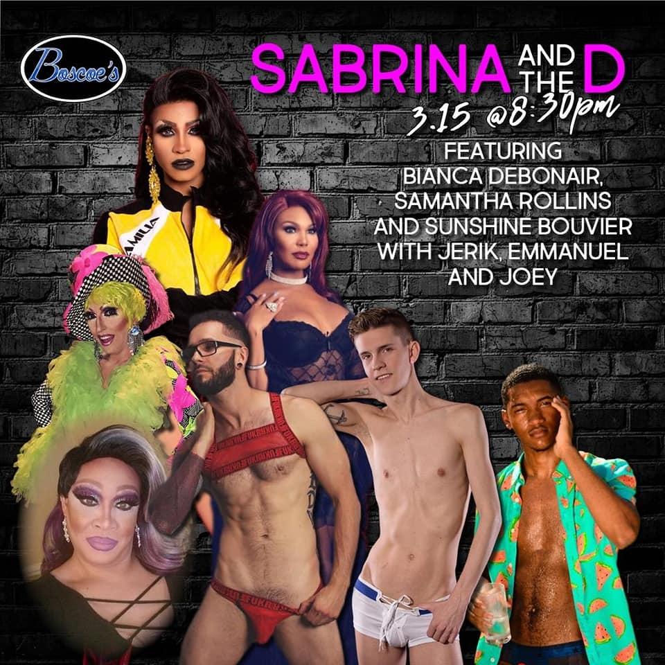 Show Ad | Boscoe's (Columbus, Ohio) | 3/15/2019