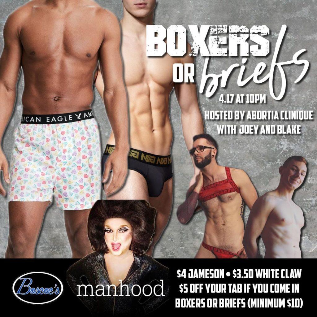 Show Ad | Boscoe's (Columbus, Ohio) | 4/17/2019