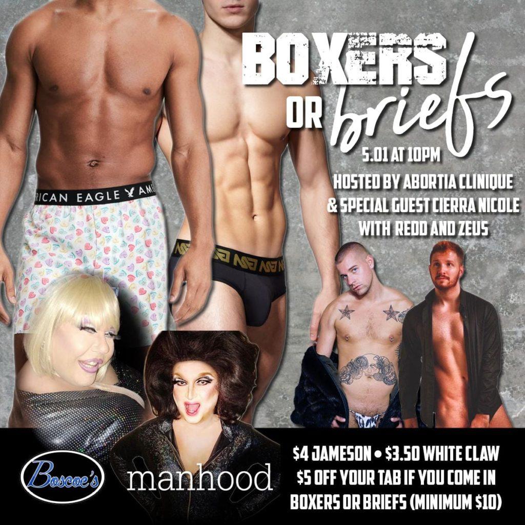 Show Ad | Boscoe's (Columbus, Ohio) | 5/1/2019