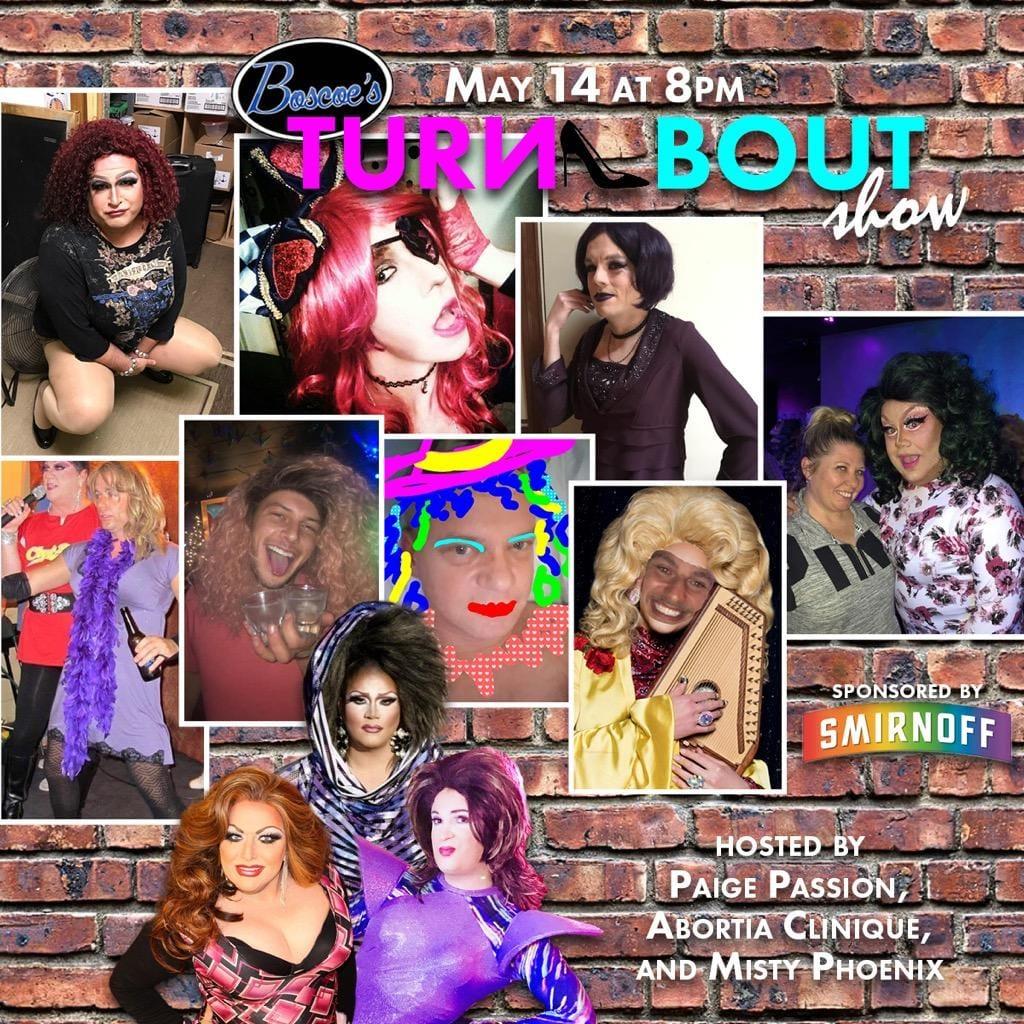 Show Ad | Boscoe's (Columbus, Ohio) | 5/14/2019