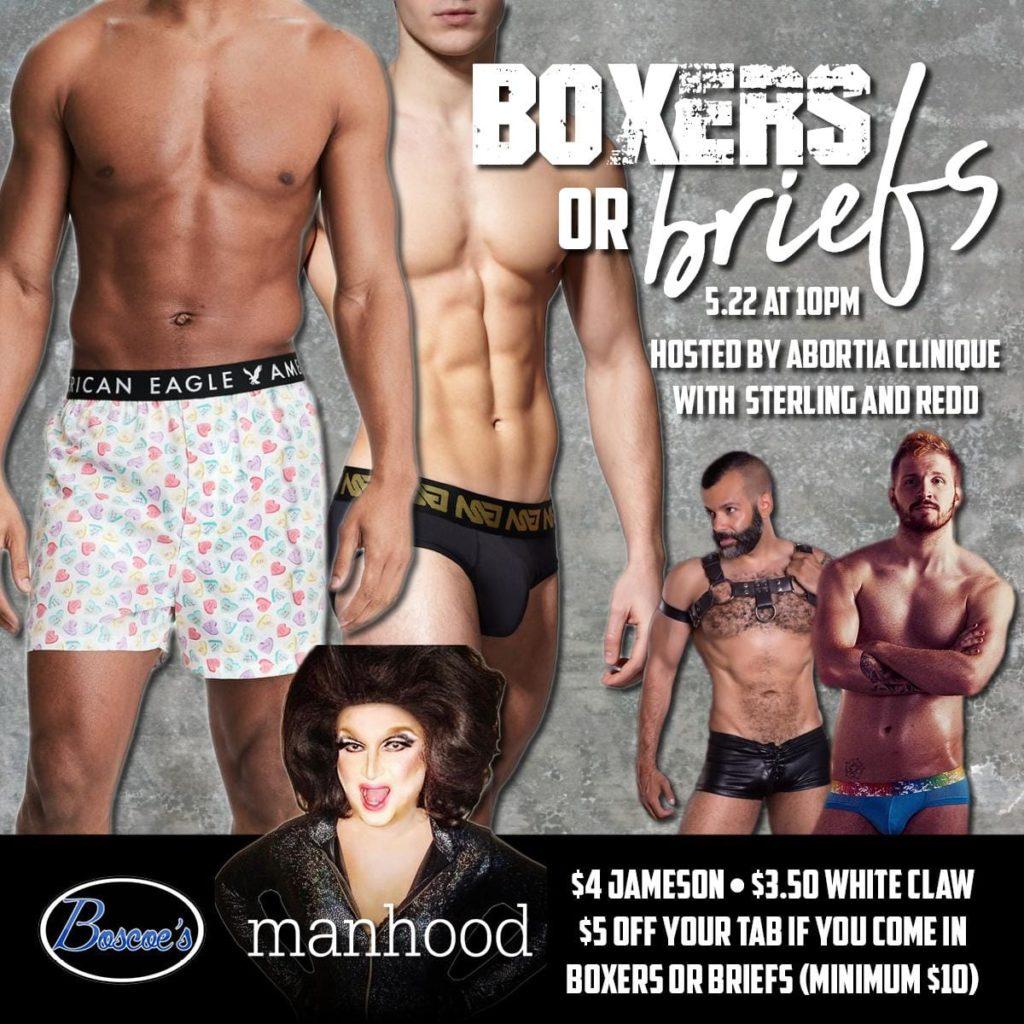 Show Ad | Boscoe's (Columbus, Ohio) | 5/22/2019