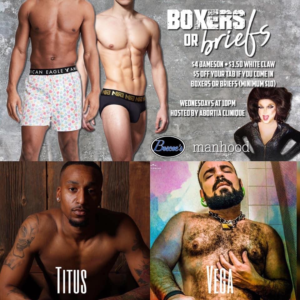 Show Ad | Boscoe's (Columbus, Ohio) | 5/29/2019