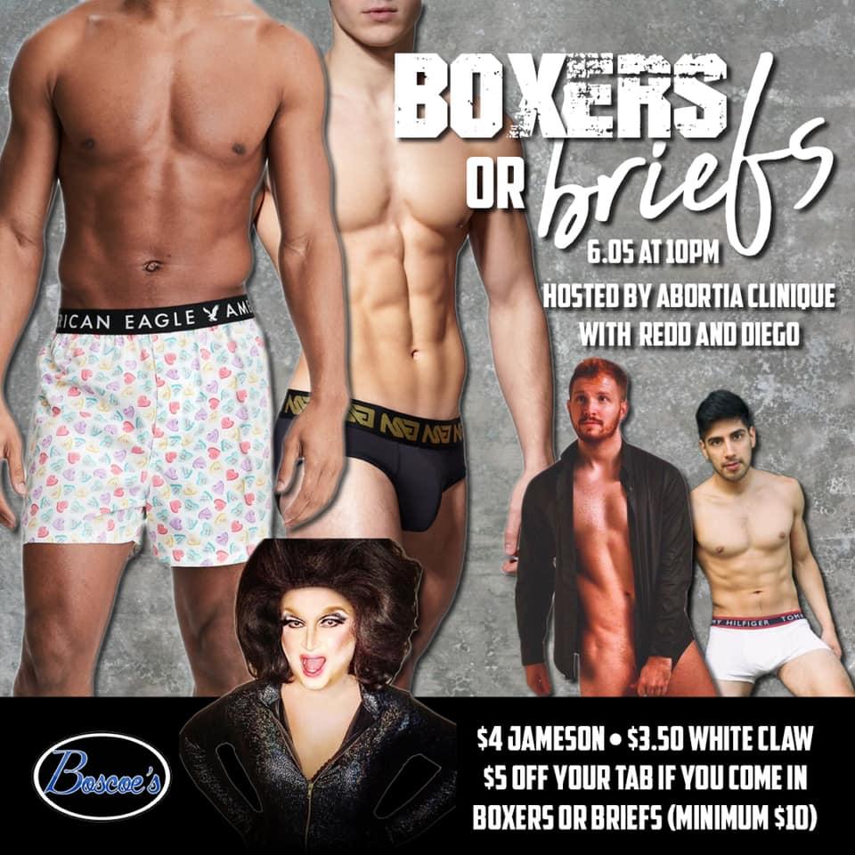 Show Ad | Boscoe's (Columbus, Ohio) | 6/5/2019