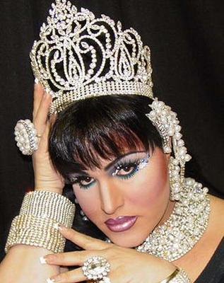 Erica Martinez - Miss Ohio Gay Pride 2004
