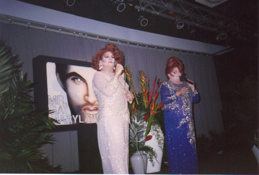 Beulah Lamont and Carmella Marcella Garcia
