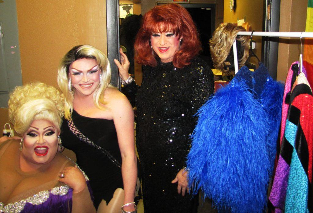 Carmella Marcella Garcia, Savannah Lynn and Daphne Delight