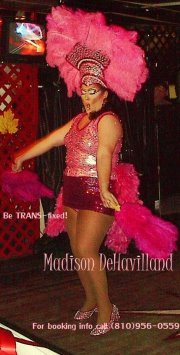 Madison DeHavilland