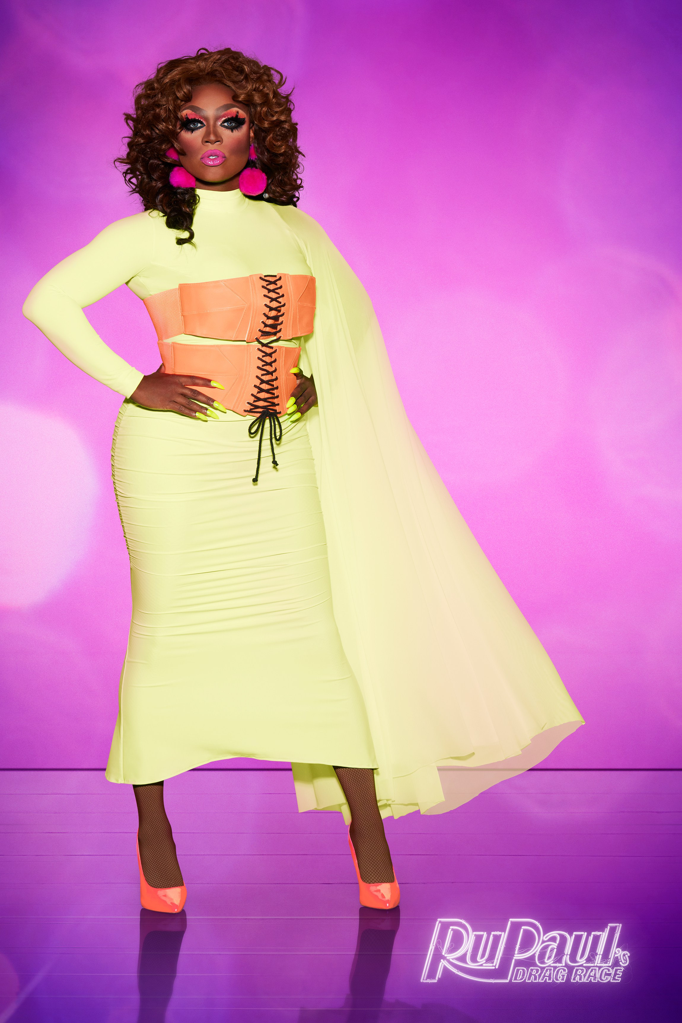 Mayhem Miller | RuPaul's Drag Race Season 10 Cast | Credit: VH1