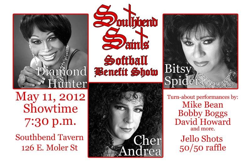 Show Ad | Southbend Tavern (Columbus, Ohio) | 5/11/2012