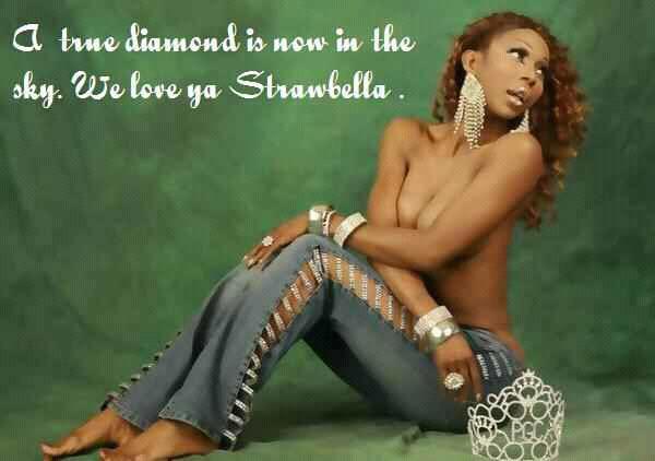 Strawbella Be'Agoddess