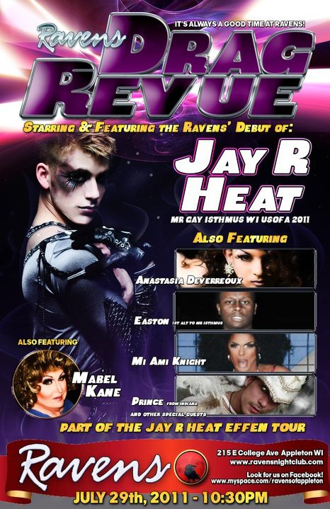 Jay R Heat