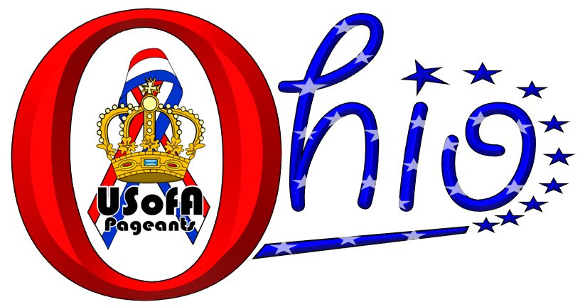 Ohio USofA Pageantry logo