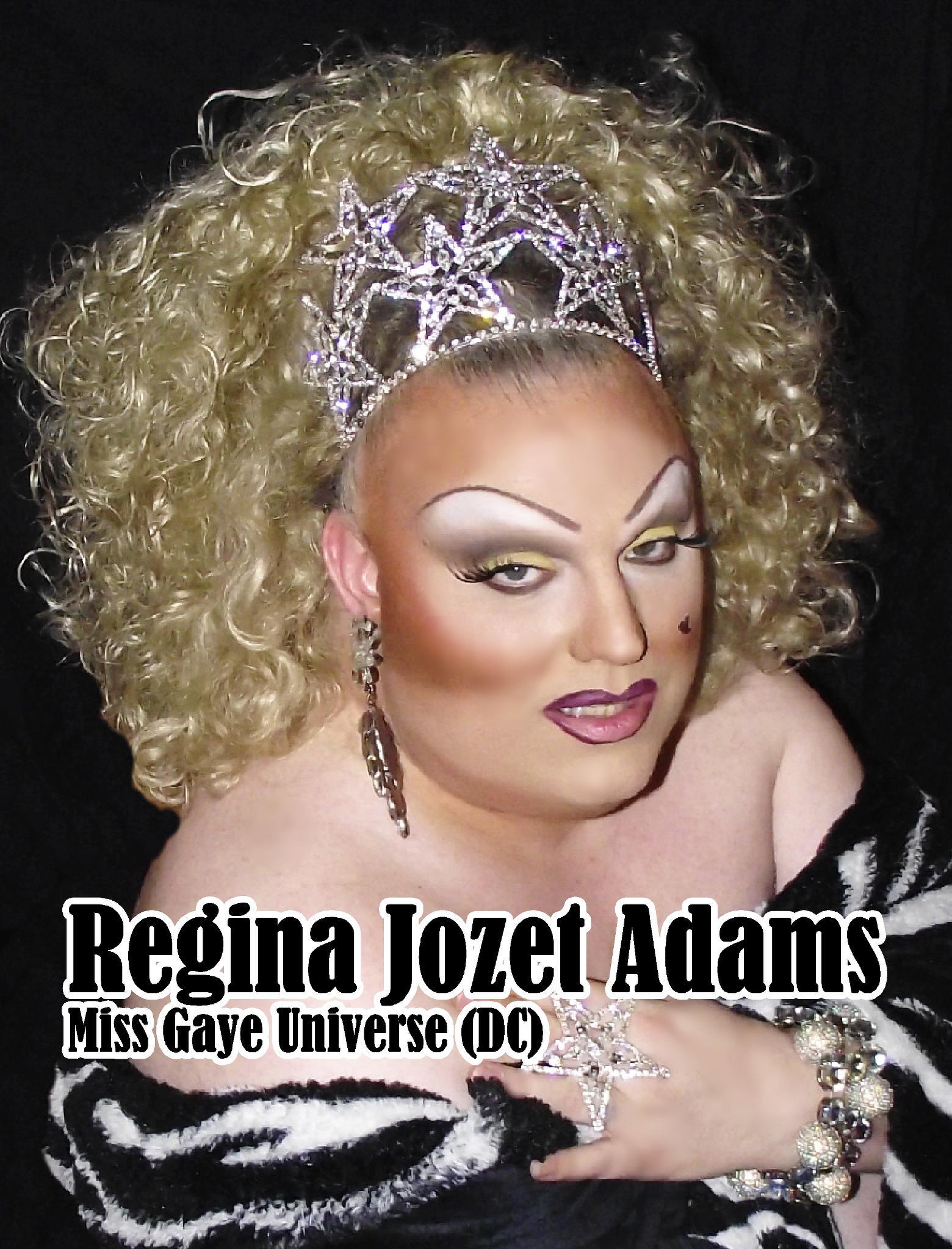 Regina Jozet Adams
