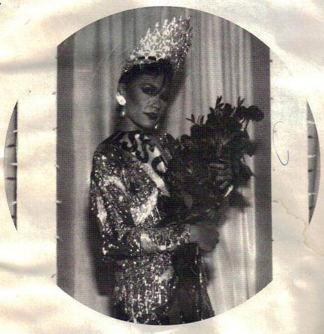 Chena Black - Miss Continental 1983