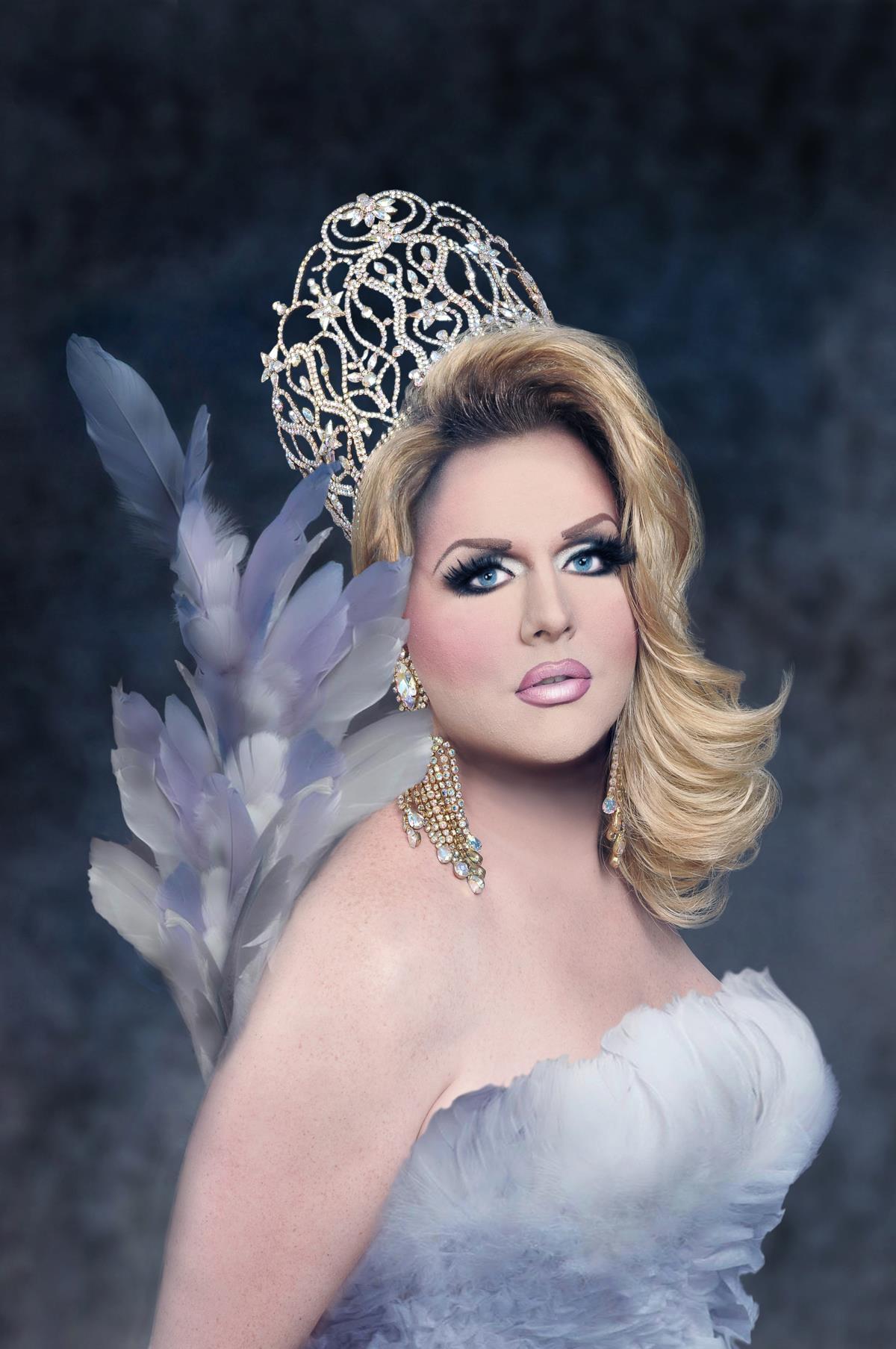 Farra N Hyte - Miss Continental Plus 2013