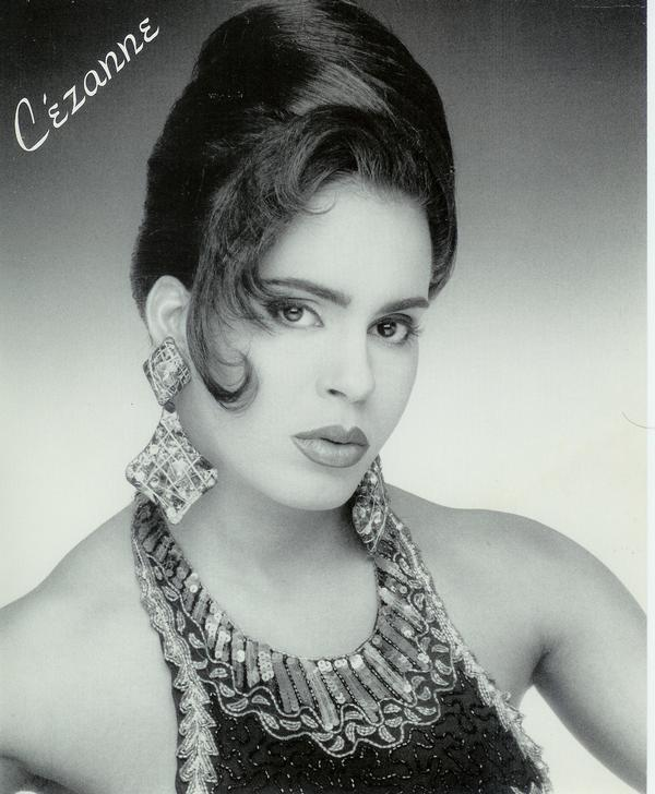 C'ezanne - Miss National 1997