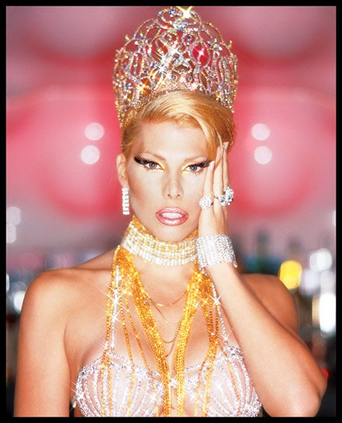 Candis Cayne - Miss Continental 2001