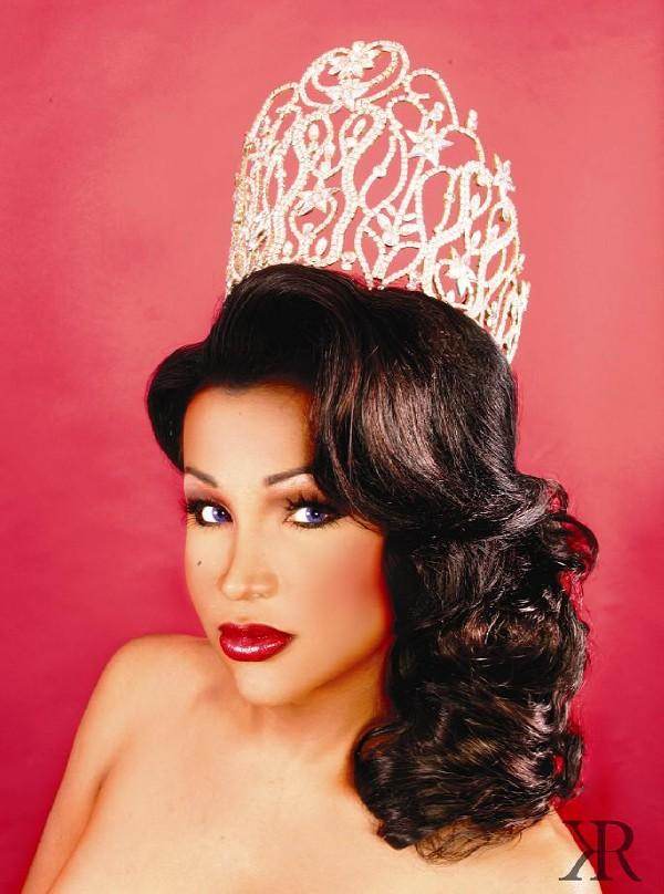 Tulsi - Miss Continental 2008