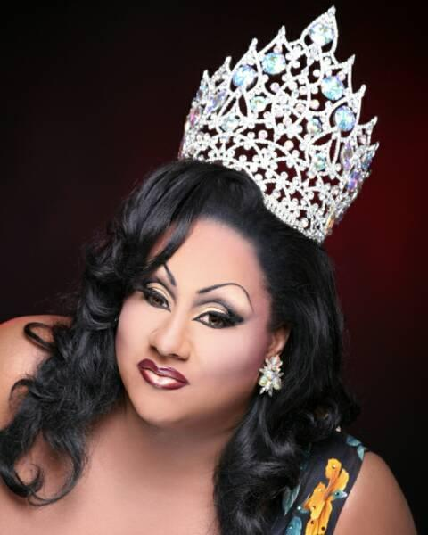 Kelexis Davenport - Miss Texas FFI at Large 2007