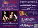 The 2013 Mr. and Miss Gay Buffalo Pageant | Club Marcella (Buffalo, New York) | 9/8/2013