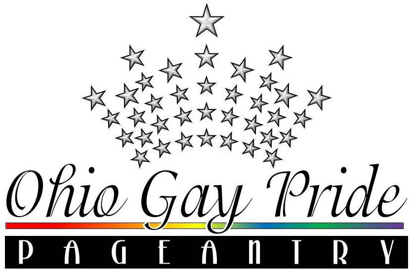Ohio Gay Pride Pageantry Logo