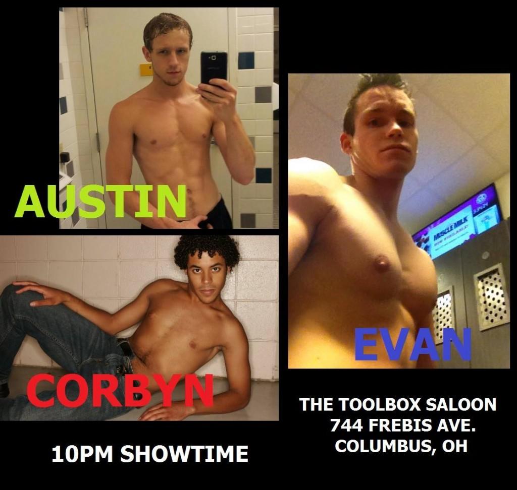 Show Ad | Toolbox Saloon (Columbus, Ohio) | 2/13/2014