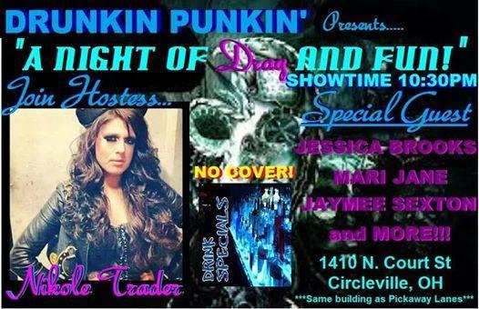 Show Ad | Drunkin Punkin (Circleville, Ohio) | 2/8/2014