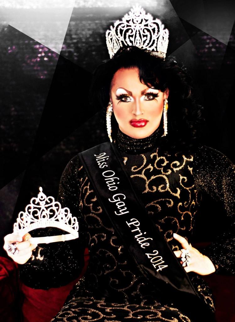Ashley Austin Ferrah - Miss Capital City Gay Pride 2013