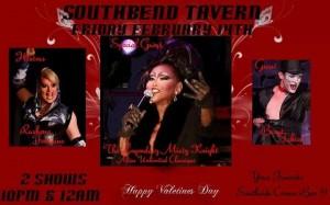 Show Ad | Southbend Tavern (Columbus, Ohio) | 2/14/2014