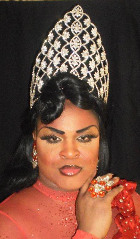 Daray Lorez - Miss Gay Ohio USofA At Large 2011