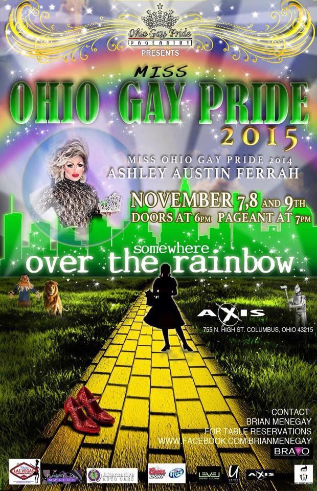 Miss Ohio Gay Pride 2015