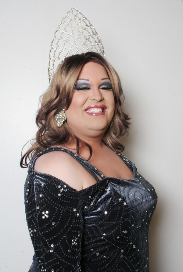 Alexis Stevens - Miss Capital City Gay Pride 2011