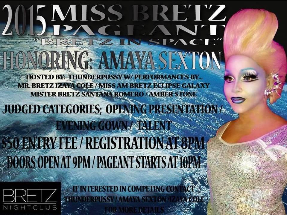 Show Ad | Miss Bretz | Bretz (Toledo, Ohio) | 8/14/2015
