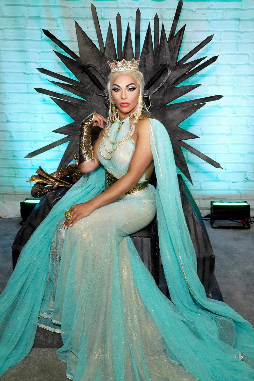 Shangela - Photo by Albert Sanchez and Pedro Zalba