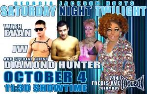 Show Ad | Toolbox Saloon (Columbus, Ohio) | 10/4/2014