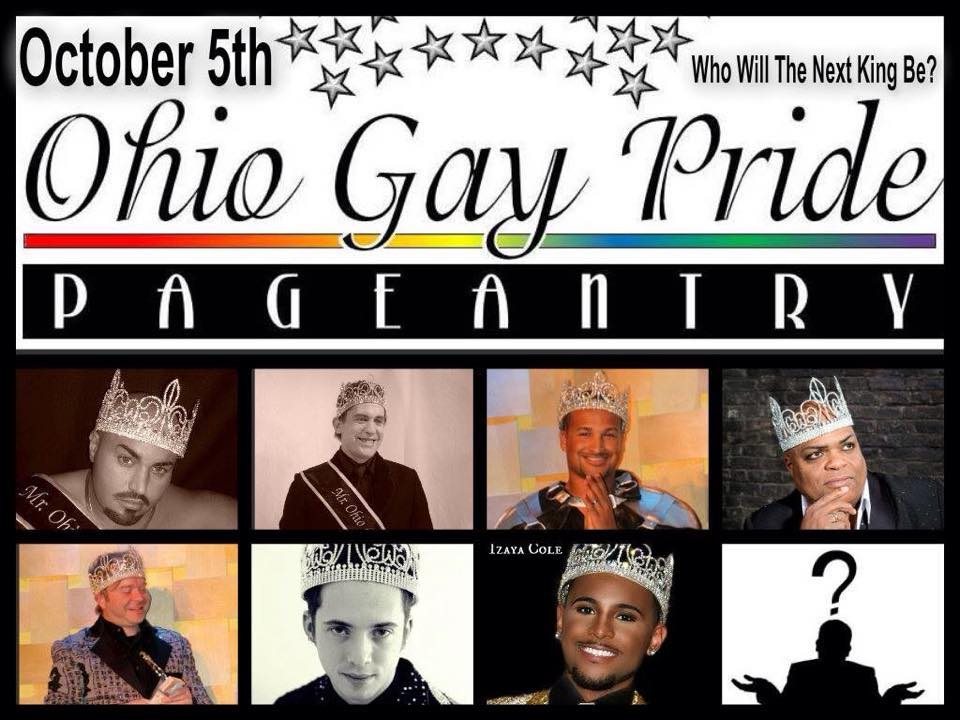 Mr. Ohio Gay Pride | Axis Night Club (Columbus, Ohio) | 10/5/2014