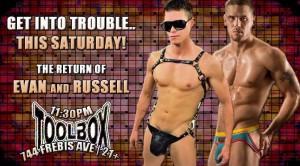 Show Ad | Toolbox Saloon (Columbus, Ohio) | 11/15/2014