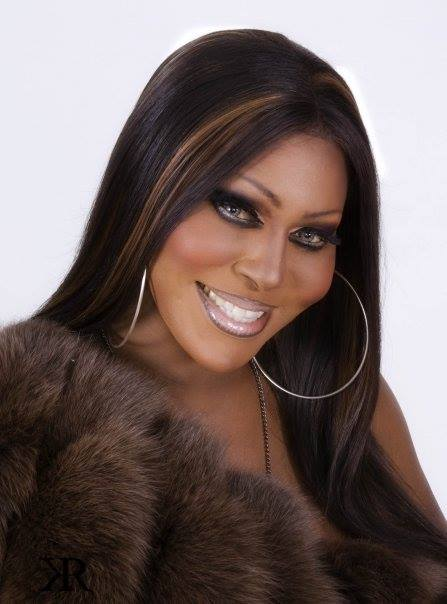 Aysia Black - Miss Gay Black Ohio 2004