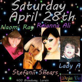 Show Ad | Deja Vu (Lorain, Ohio) | 4/28/2012