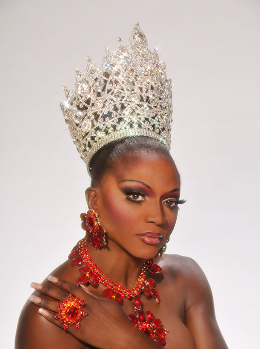 Dominique Sanchez - Miss Gay USofA 2010