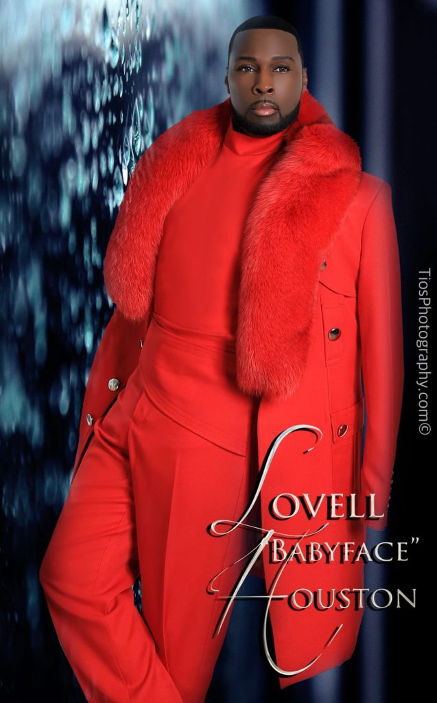 "Lovell ""Babyface"" Houston - Photo by Tios Photography"
