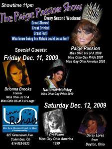 Show Ad | Inn Rehab (Columbus, Ohio) | 12/12/2009