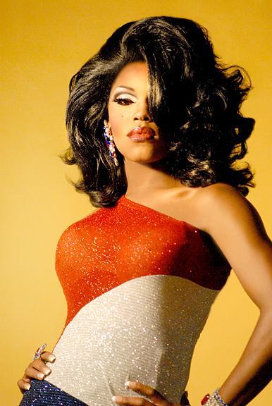 Asia O'Hara - Miss Gay USofA 2007