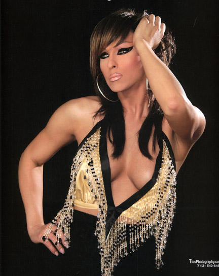 Erica Andrews - Miss Gay USofA 1999