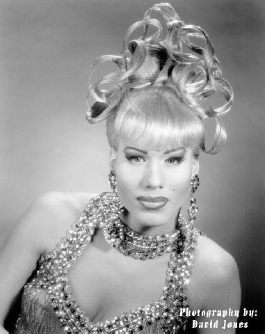Sable Chanel - Miss Gay USofA 1991
