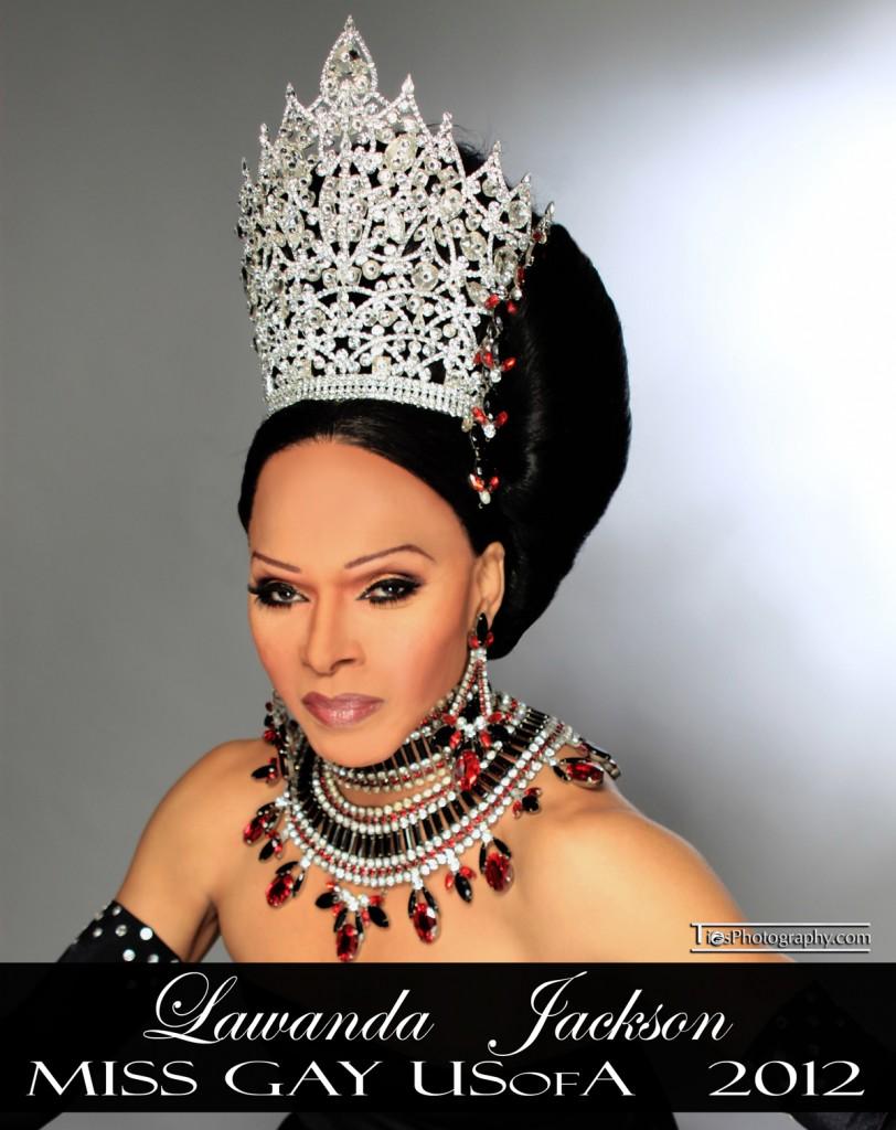 Lawanda Jackson - Miss Gay USofA 2012